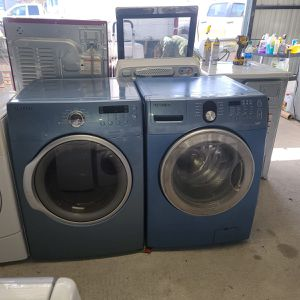 🔷WASHER🔷DRYER 🔜FREE DELIVERY =INSTALL 90 DAYS WARRANTY SAME DAY NEXT DAY DELIVERY📣 for Sale in Houston, TX