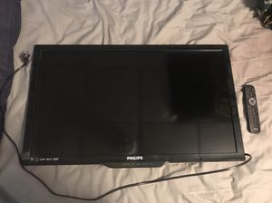 32 inch TV w/ Mounting brackets OBO for Sale in Blue River, WI