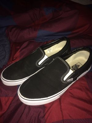 Slip on vans 10.5 for Sale in Las Vegas, NV