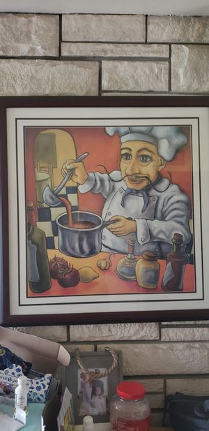 Great picture for the kitchen. for Sale in Garden Grove, CA