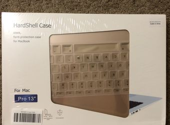 """Best Offer HardShell Case For Mac Pro 13"""" SAN MATEO for Sale in Half Moon Bay,  CA"""