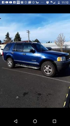 2004 Ford explorer for sale $3550 for Sale in Portland, OR