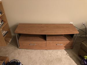 Great Entertainment center / storage for Sale in North Bethesda, MD