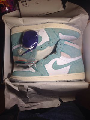 Air Jordan 1 Retro High Turbo Green 100% Authentic for Sale in Myrtle Beach, SC