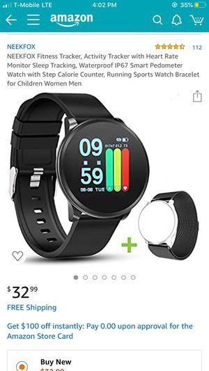 Fitness tracker NEEKFOX BRAND for Sale in Seattle, WA