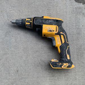 DEWALT 20V MAX XR Drywall Screw Gun, Tool Only for Sale in Phoenix, AZ