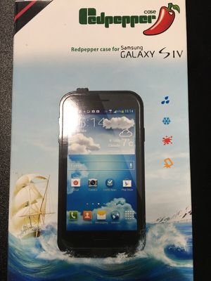 Galaxy S4 Case (waterproof case) for Sale in Pittsburgh, PA
