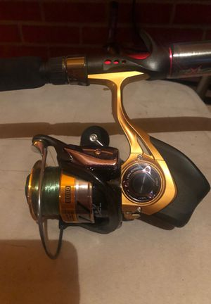 Smart Connect Gold Series Smart Fishing Reel for Sale in Newport, AR