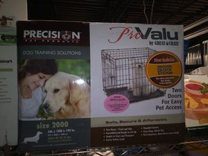 Precision Dog Training 25lbs Dog Crate for Sale in Washington, DC