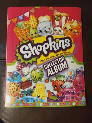 SEASON 1 AND 2 SHOPKINS CARDS for Sale in San Antonio, TX