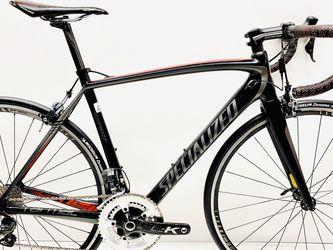 2013 Specialized Tarmac Expert SL4, Electronic Shimano Ultegra Di2, Carbon Fiber Road Bike, Size: 54cm, MSRP: $5,100! for Sale in Lawndale,  CA
