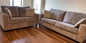 Sofa, loveseat and rug for Sale in Falls Church, VA