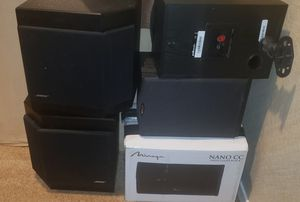 Surround sound speakers for Sale in Lynnwood, WA