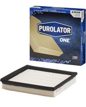 Purolator A35106 PurolatorONE Advanced Air Filter for Sale in Lake Worth, FL