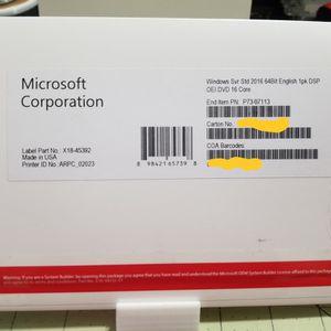 Windows Server 2016 Standard OEM - P73007113 for Sale in Jupiter, FL