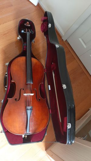 Cello size 4/4 Giuseppe Renaldi from Brobst violin shop for Sale in West McLean, VA