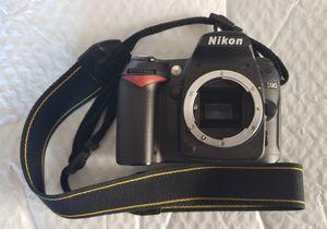 NIKON D90 DSLR Camera and accessories for Sale in El Cajon, CA