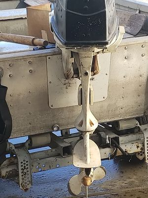 7hp outboard motor for Sale in Sacramento, CA