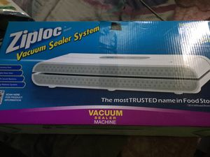 Ziploc vacuum sealer system brand new for Sale in Moreno Valley, CA
