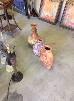 Decorative Pots in Payson for Sale in Payson, AZ