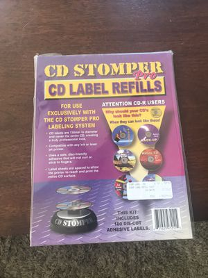Free CD and DVD labels for Sale in La Mesa, CA