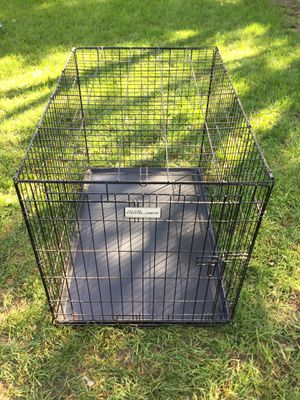 X-large dog cage / kennel / crate for Sale in CARPENTERSVLE, IL