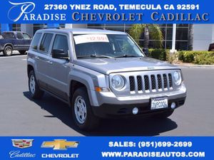 2016 Jeep Patriot for Sale in Temecula, CA