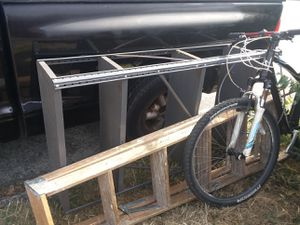 Steel adjustable shelf rack for Sale in Seattle, WA