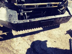 I got a good after market 2003 dodge truck front bumper for Sale in San Antonio, TX