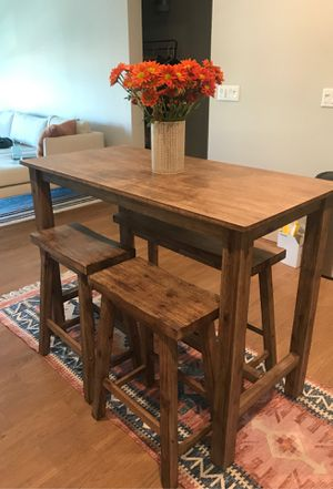 Counter Height Dining Set (BRAND NEW) for Sale in Redlands, CA