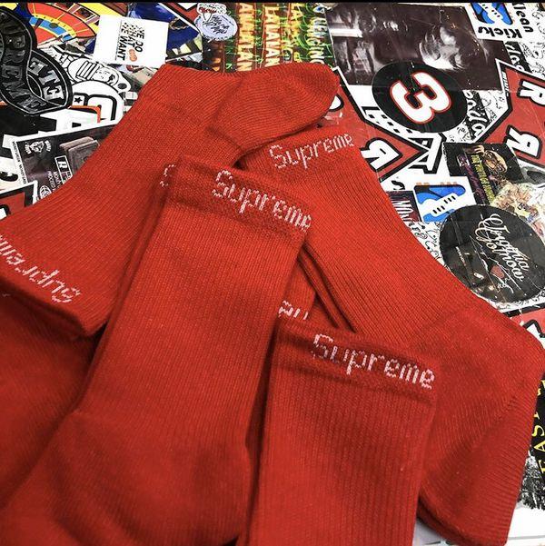 Supreme socks 1 pair each