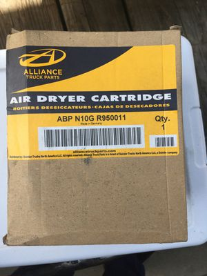 Alliance Air Dryer Cartridge for Sale in East Los Angeles, CA