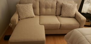 Sofa set with ottoman for Sale in Red Oak, TX