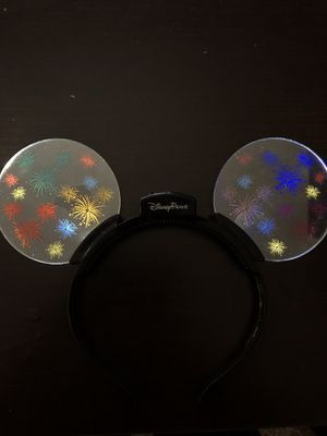 Firework light up Disney ears for Sale in Murrieta, CA