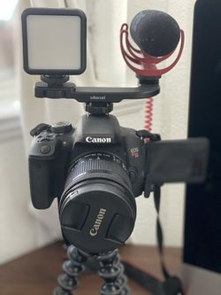 Canon Rebel T7i for Sale in Milpitas,  CA