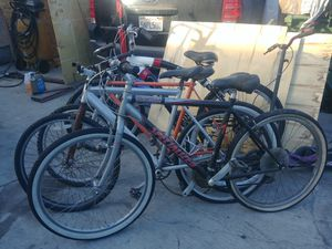 Selling all bicycles as a bundle for Sale in Los Angeles, CA
