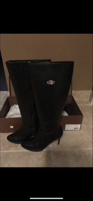 Coach Grace Semi Matte calf boot leather size 8 for Sale in Lake Worth, FL