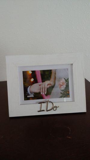 "Wedding ""I Do"" photo frame for Sale in Whittier, CA"