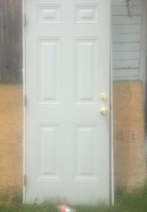 32 inch steel door for Sale in Hopkinsville, KY