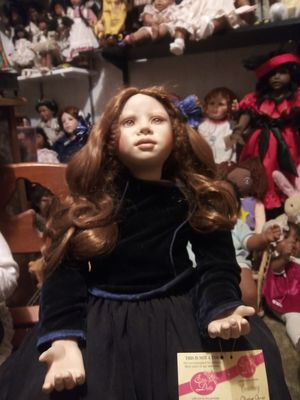Porcelain Collector Doll for Sale in Coppell, TX