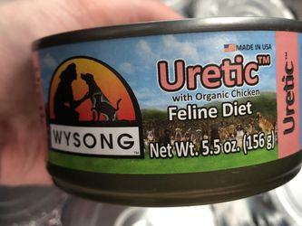 Wysong Uretic Cat Food for Sale in Mukilteo,  WA