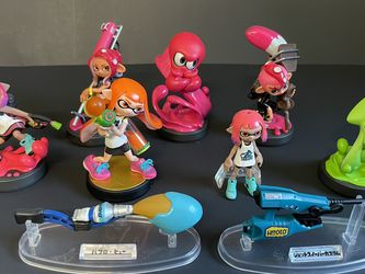 OOB Amiibo And Collectible for Sale in Dallas,  TX