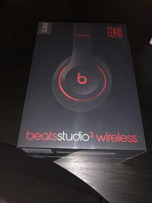 Beats Studio 3 Wireless for Sale in Carmel, IN