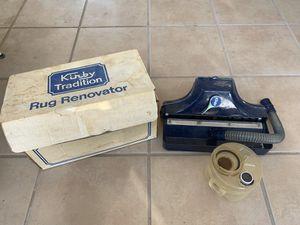 Classic Omega Rug Renovator Shampooer, used. FIts Classic Omega, CIII, Tradition for Sale in El Paso, TX