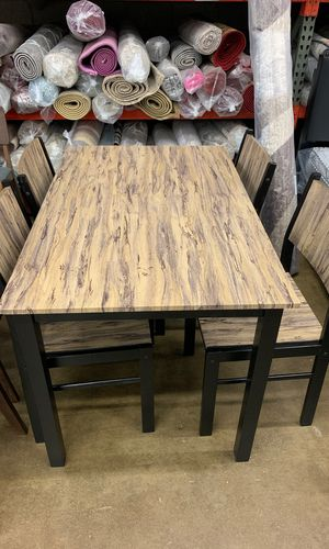Breakfast table and chairs (4) for Sale in Rosemont, IL