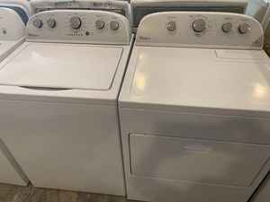 Whirlpool gas set for Sale in New Caney, TX