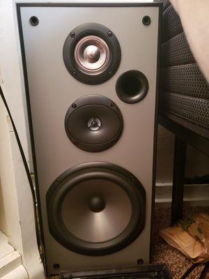 Pioneer shelf speakers for Sale in Virginia Beach, VA