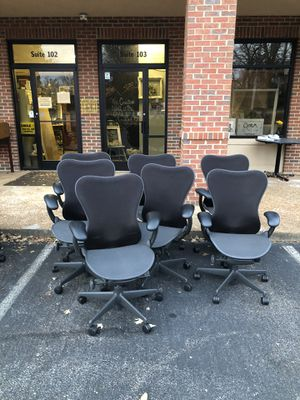 Herman Miller Aeron and Mirra 2 chairs for Sale in Cordova, TN