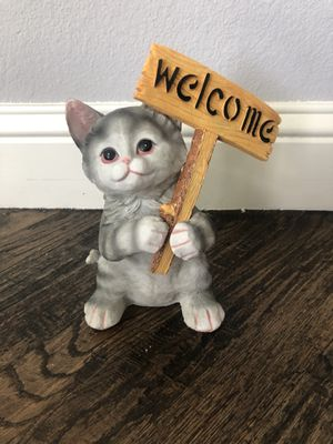 Cat Home Decoration for Sale in Plano, TX
