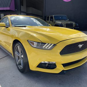2016 Ford Mustang ECOBOOST **********************$14997 A/f for Sale in Hollywood, FL
